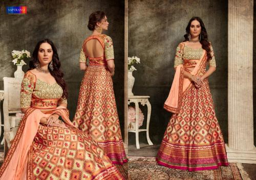 Vastreni Saptarangi 2 in 1 Collection wholesale Lehengas catalog