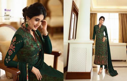 Fiona Kritika Inner Print Vol 7 wholesale Salwar Kameez catalog