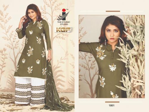 The Ehnic Studio KGF wholesale Salwar Kameez catalog