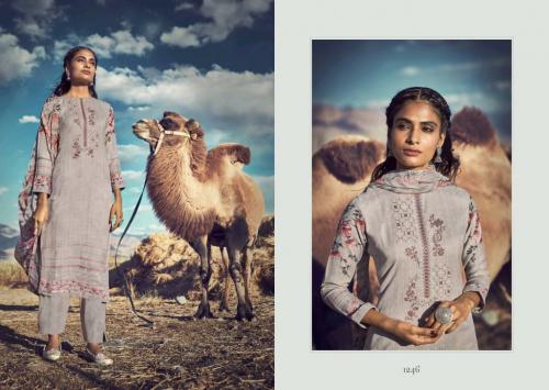 Laxmimaya Silk Mills Reel wholesale Salwar Kameez catalog