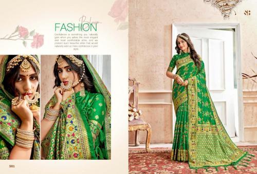Shruti Textile Shubharambha wholesale saree catalog