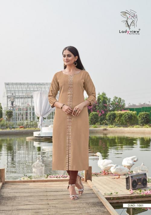 Lady View Tarang wholesale Kurti catalog