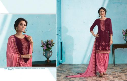Kajree Fashion Of Patiyala Vol-24 wholesale Salwar Kameez catalog