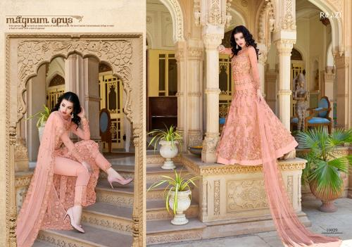 Rama Fashion Raazi Aroos The Bride Vol-4 10029-10035 Series