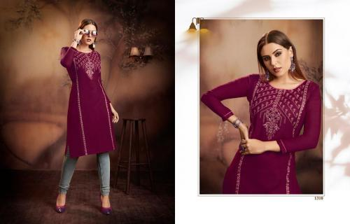 Kajree Fashion Lily Vol-15 wholesale Kurti catalog