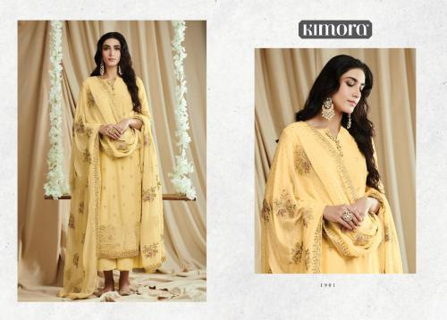 Kimora Fashion Firdous wholesale Salwar Kameez catalog