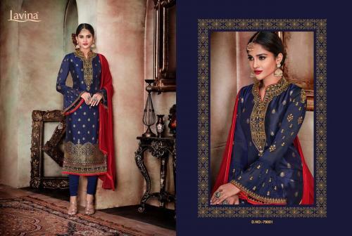 Lavina Vol-79 wholesale Salwar Kameez catalog