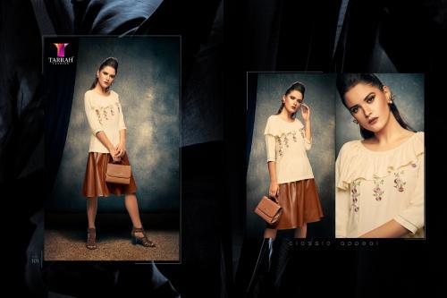 Tarrah Fashion Style Mantra wholesale Kurti catalog
