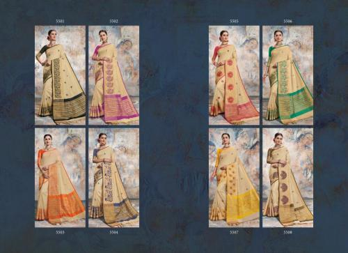 Shangrila Saree Chanderi Silk wholesale saree catalog
