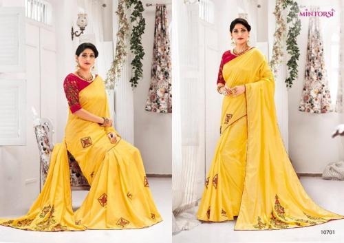 Varsiddhi Fashion Mintorsi Raazi wholesale saree catalog