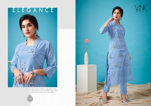 Vink Fashion Petals wholesale Kurti catalog