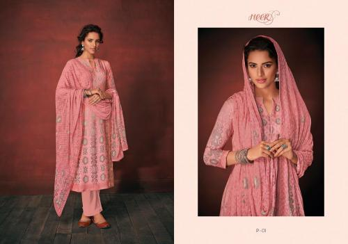 Kimora Fashion Heer Hunar Pashmina Collection Vol-1 PC-01-PC-06 Series