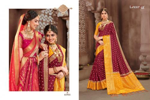 Lifestyle Saree Nityashree-7 wholesale saree catalog