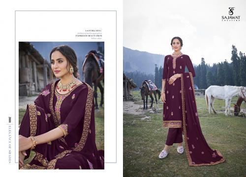 Sajawat Creation Mahira Vol-2 wholesale Salwar Kameez catalog