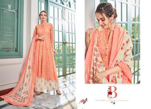 Sajawat Creation Sarthi Vol-12 wholesale Kurti catalog