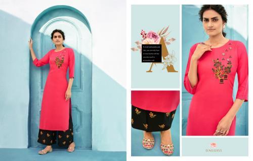 Kajree Kalaroop Milka wholesale Kurti catalog