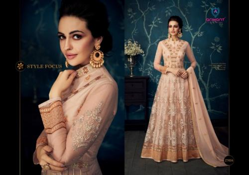 Arihant Designer Rehanna Vol-4 wholesale Salwar Kameez catalog