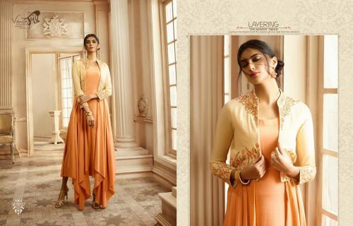 Vouch Fashion Aashna wholesale Kurti catalog