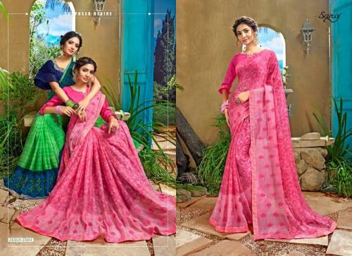 Saroj Saree Julie Vol-5 wholesale saree catalog