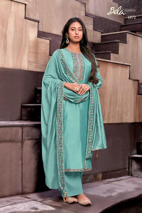 Bela Fashion Ziba 1872-1880 Series wholesale Salwar Kameez catalog