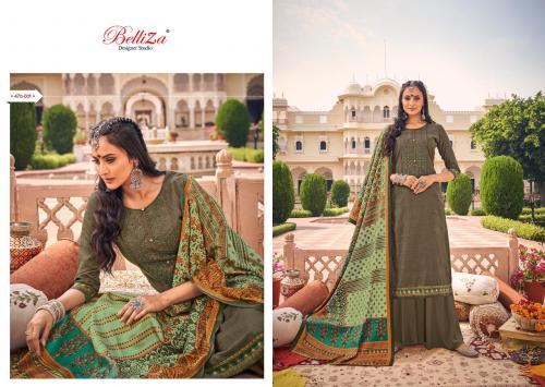 Belliza Designer Zarina wholesale Salwar Kameez catalog