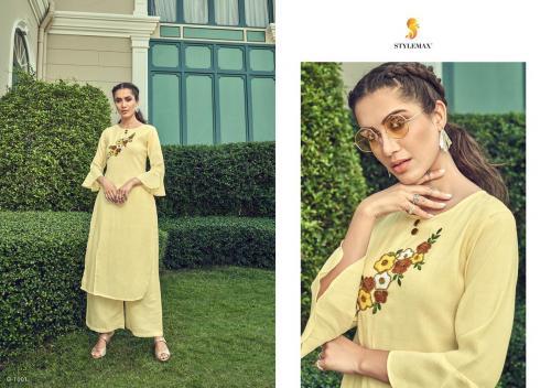 Stylemax Ananya Vol-1 wholesale Kurti catalog