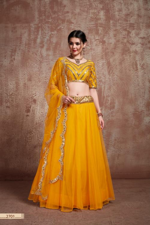 AD Euphoria Vol-1 wholesale Lehengas catalog