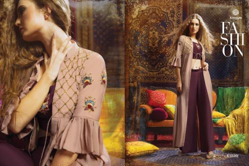Krishriyaa Fashions Glorious wholesale Kurti catalog