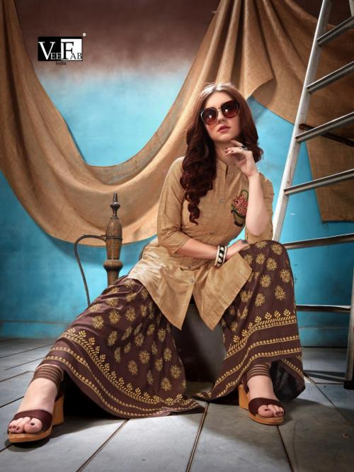 Vee Fab India Style In wholesale Kurti catalog