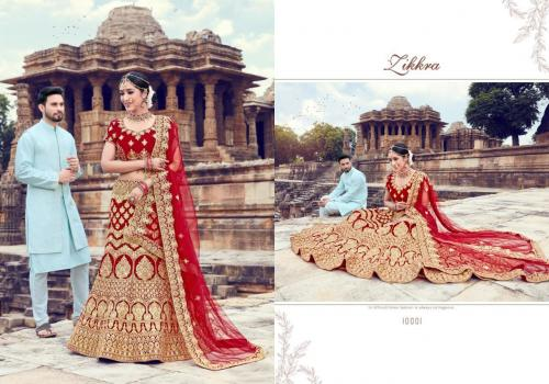 Zikkra Lehenga Vol-9 wholesale Lehengas catalog