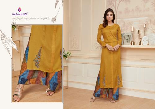 Arihant NX Plazo Vol-2 wholesale Kurti catalog