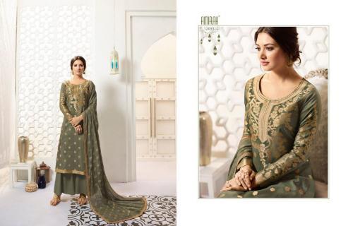 Amirah Banaras Vol-4 wholesale Salwar Kameez catalog