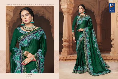Hitansh Fashion Fantasy Vol-15 Wholesale Saree Catalog