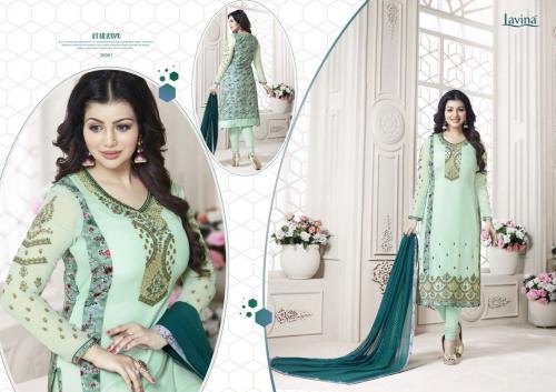 Lavina Aayesha Vol 30 Wholesale Salwar Kameez