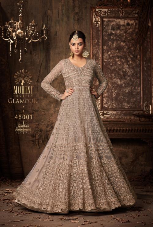 Mohini Fashion Glamour Vol 46 Wholesale Salwar Kameez