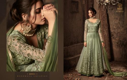 Mohini Fashion Glamour Vol 50 Wholesale Salwar Kameez