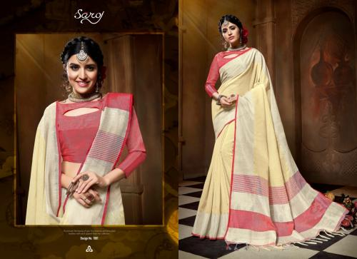 Saroj Banana Wholesale Sarees Catalog