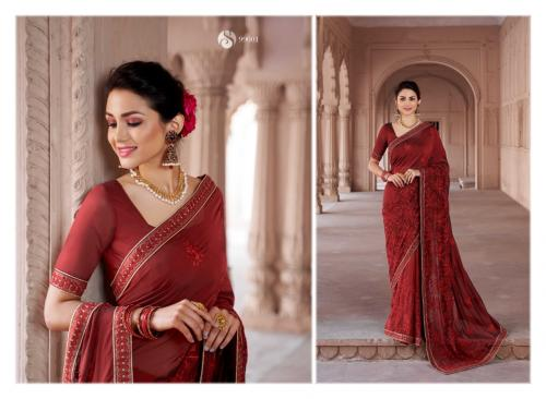 Saroj Saree Heritage Wholesale Saree Catalog
