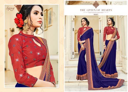 Saroj Saree Manjaree Wholesale Saree Catalog