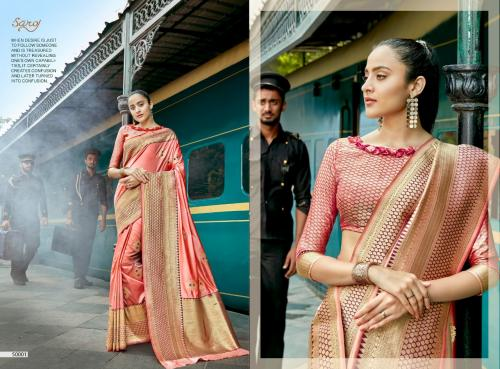 Saroj Soundarya Wholesale Sarees Catalog